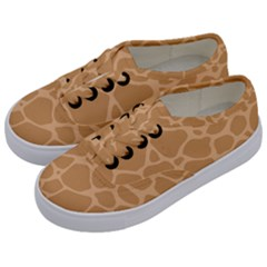 Autumn Animal Print 10 Kids  Classic Low Top Sneakers