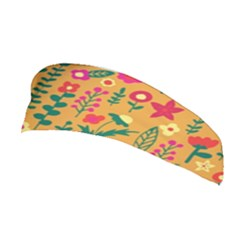 Cute Doodle Flowers 4 Stretchable Headband by tarastyle