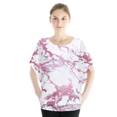Luxurious Pink Marble 4 Blouse by tarastyle