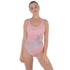 Luxurious Pink Marble 6 Bring Sexy Back Swimsuit