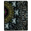 Leaf Earth And Heart Butterflies In The Universe Apple iPad 3/4 Flip Case View1