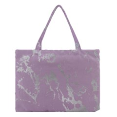 Luxurious Pink Marble Medium Tote Bag by tarastyle