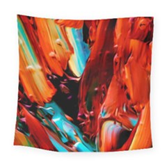 Abstract Acryl Art Square Tapestry (large) by tarastyle