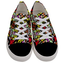 Ancient Solo Women s Low Top Canvas Sneakers