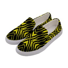 X Spots Mark Women s Canvas Slip Ons by MRTACPANS