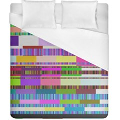 Error Duvet Cover (california King Size) by MoreColorsinLife