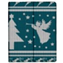 Ugly Christmas Sweater Apple iPad Mini Flip Case View1