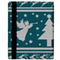 Ugly Christmas Sweater Apple iPad Mini Flip Case View3