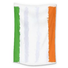 Flag Ireland, Banner Watercolor Painting Art Large Tapestry
