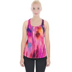 Abstract Acryl Art Piece Up Tank Top by tarastyle