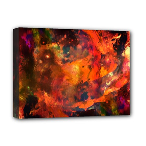 Abstract Acryl Art Deluxe Canvas 16  X 12   by tarastyle