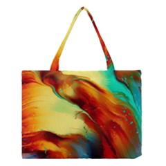 Abstract Acryl Art Medium Tote Bag by tarastyle