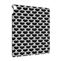 SCALES3 BLACK MARBLE & WHITE LINEN (R) Apple iPad Pro 10.5   Hardshell Case View2