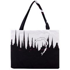 City History Speedrunning Mini Tote Bag by Mariart