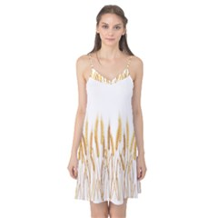 Wheat Plants Camis Nightgown