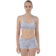 Heart Doddle Women s Sports Set