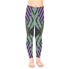 Secret Code Formula Sun Kids  Legging by Mariart