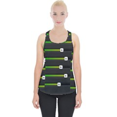 Stock Illustration Rendering Seven Volume Piece Up Tank Top