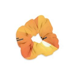 Sunset Natural Sky Velvet Scrunchie by Mariart
