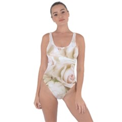 Pastel Roses Antique Vintage Bring Sexy Back Swimsuit by Celenk