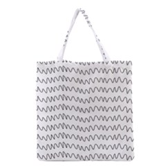 Tattoos Transparent Tumblr Overlays Wave Waves Black Chevron Grocery Tote Bag by Mariart