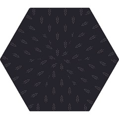 Tree Christmas Mini Folding Umbrellas