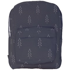 Tree Christmas Full Print Backpack