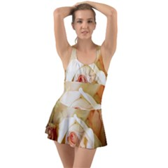 Roses Vintage Playful Romantic Swimsuit by Celenk