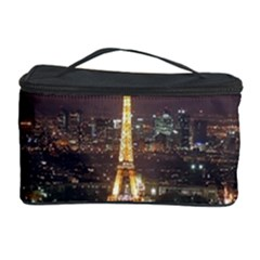 Paris At Night Cosmetic Storage Case by Celenk