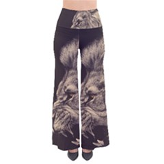 Angry Male Lion Pants