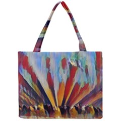 3abstractionism Mini Tote Bag by 8fugoso