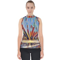 3abstractionism Shell Top by 8fugoso