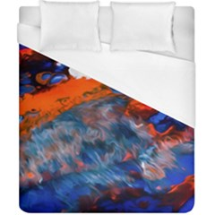 Abstract Acryl Art Duvet Cover (california King Size) by tarastyle