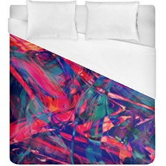 Abstract Acryl Art Duvet Cover (king Size)
