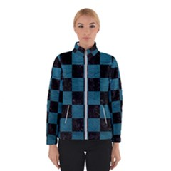 SQUARE1 BLACK MARBLE & TEAL LEATHER Winterwear