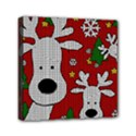 Cute Reindeer  Mini Canvas 6  x 6  View1
