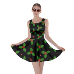 Christmas Pattern Skater Dress