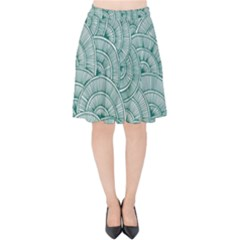 Design Art Wesley Fontes Velvet High Waist Skirt by wesleystores