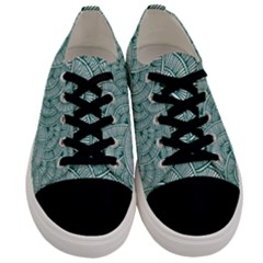 Design Art Wesley Fontes Men s Low Top Canvas Sneakers