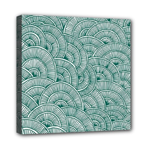 Design Art Wesley Fontes Mini Canvas 8  X 8  by wesleystores