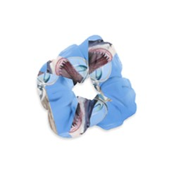 Cup Of Tea Velvet Scrunchie