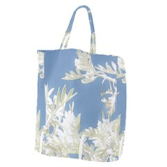Nature Pattern Giant Grocery Zipper Tote by dflcprintsclothing