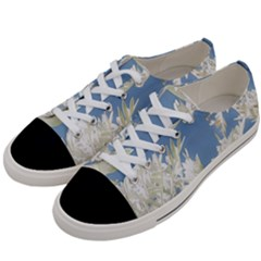 Nature Pattern Women s Low Top Canvas Sneakers by dflcprintsclothing