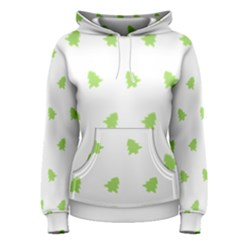 Christmas Tree Green Women s Pullover Hoodie