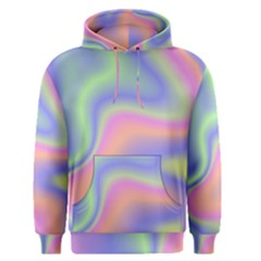 Holographic Design Men s Pullover Hoodie