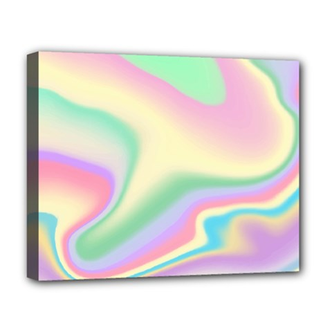 Holographic Design Deluxe Canvas 20  X 16   by tarastyle