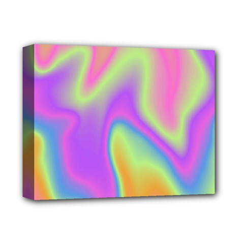 Holographic Design Deluxe Canvas 14  X 11  by tarastyle