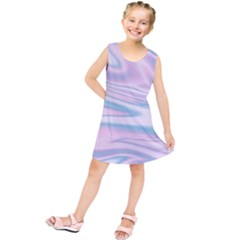 Holographic Design Kids  Tunic Dress by tarastyle