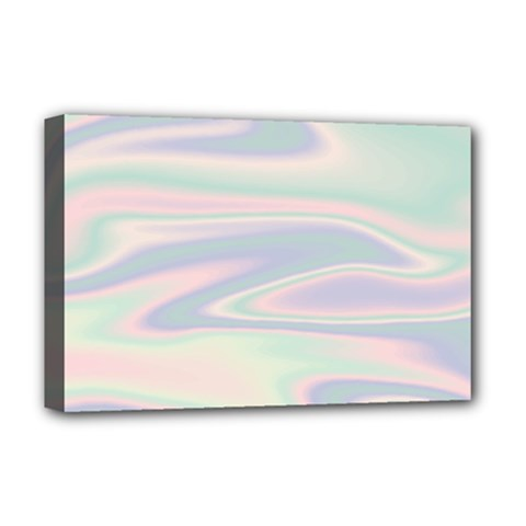 Holographic Design Deluxe Canvas 18  X 12   by tarastyle
