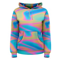 Holographic Design Women s Pullover Hoodie by tarastyle